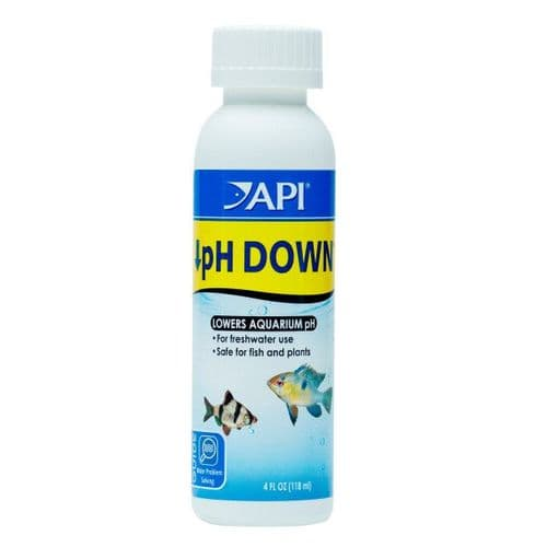 API pH Down 118ml