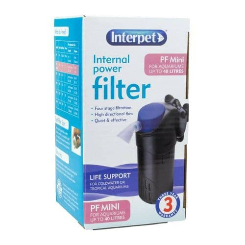 Interpet Internal Power Filter PF Mini