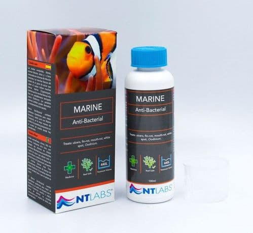 NTLabs Marine - Anti-Bacterial 100ml