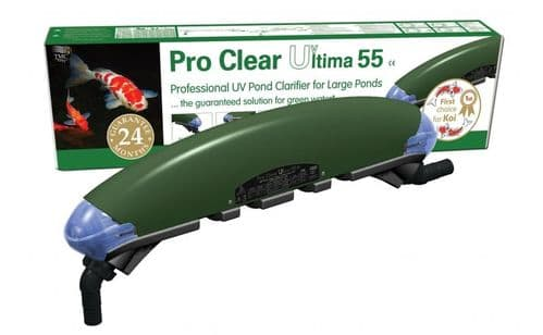 Pro Clear UV 55 Ultima (Local delivery only)