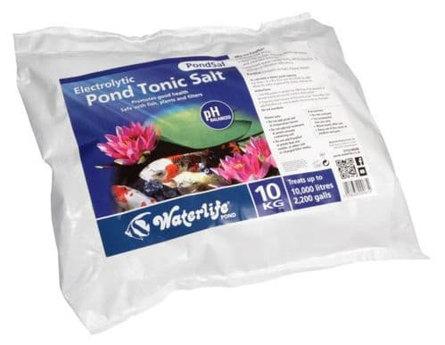 Waterlife PondSal Pond Tonic Salt 10kg