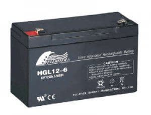 [6v] 6 Volt 10AH Rechargeable Battery for Childs Battery-Powered Car