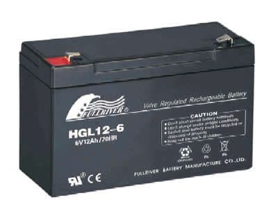 [6v] 6 Volt 12AH Rechargeable Battery for Childs Battery-Powered Car