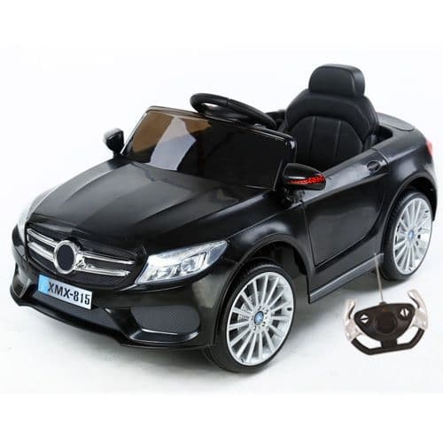 12v Ride On Mercedes Style Car + MP3 + Lights + Remote Control