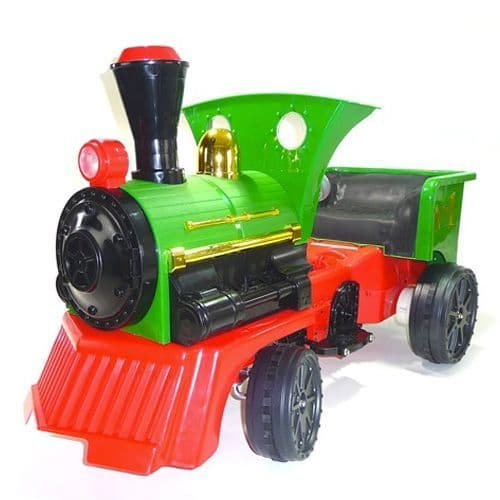 12v Traditional Ride on Battery Powered Locomotive Childs Train