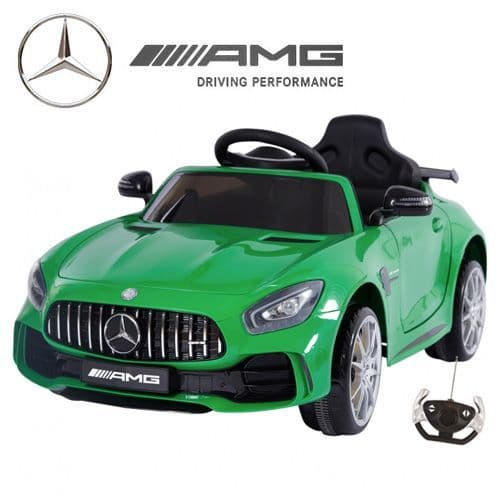 2 Seat Mercedes Special Edition GT R Childs 12v Sit In Car