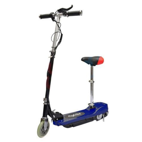 24v Super Value  Childs Seated Battery-Powered Sports E-Scooter