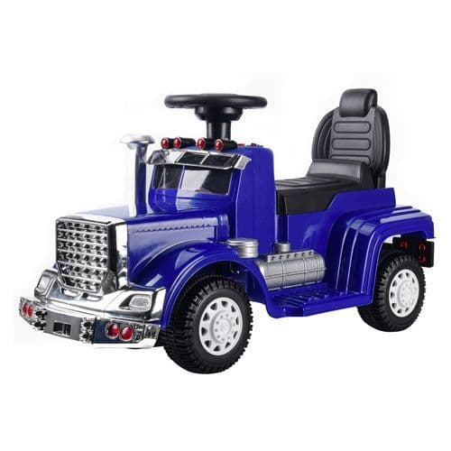 6v Sit On Toddlers Battery-Powered Truck with Remote, Lights & MP3