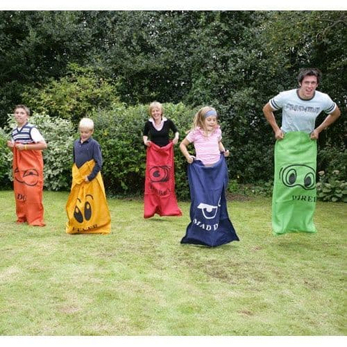 Classic Family Garden Sack Race Kit