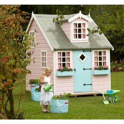 Magical Wooden Fairytale Cottage Playhouse