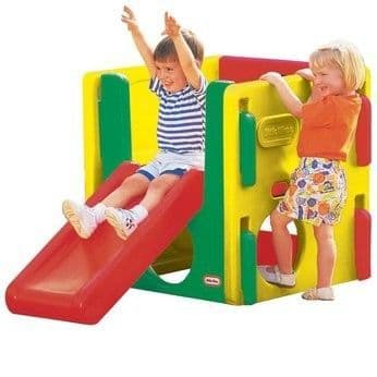 Multi Coloured Little Tikes Toddlers Climbing Set