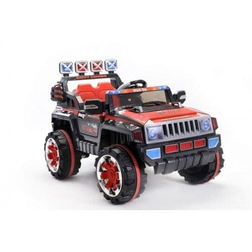 Transformer Style Mega 12v Kids Jeep