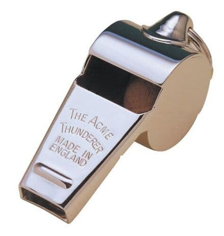 Acme Thunderer Whistle - Large Football Soccer Training Hockey