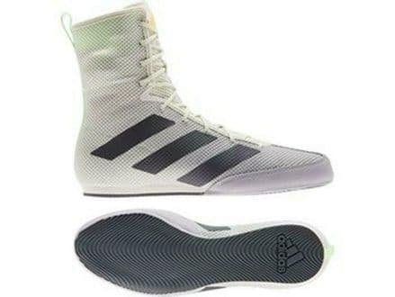Adidas Boxing Boots White Grey - FV6584