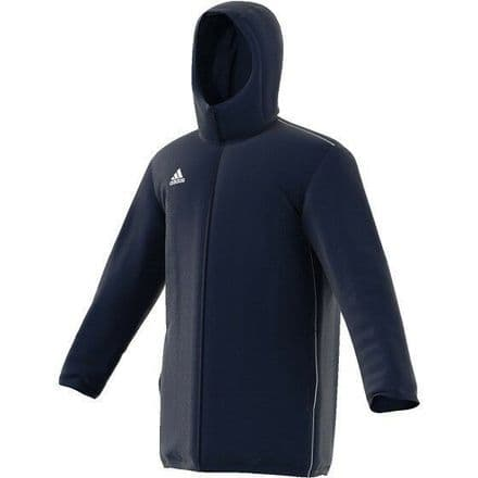 Adidas Core 18 Stadium Jacket - Navy - CV3747