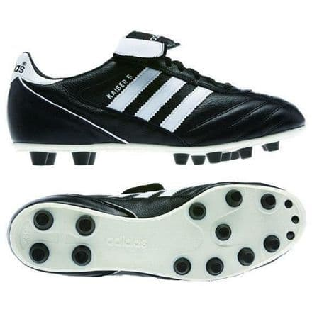 Adidas Football Boots Shoes Kaiser 5 Liga Firm Ground Black - 033201