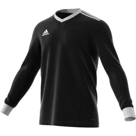Adidas Hockey Tabela 18 Long Sleeve Black - CZ5455