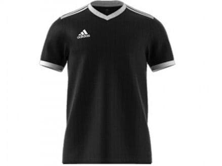 Adidas Hockey Tabela 18 Short Sleeve Black Shirt - CE8934