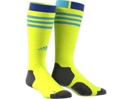Adidas Hockey Yellow Sports Socks - AP5301