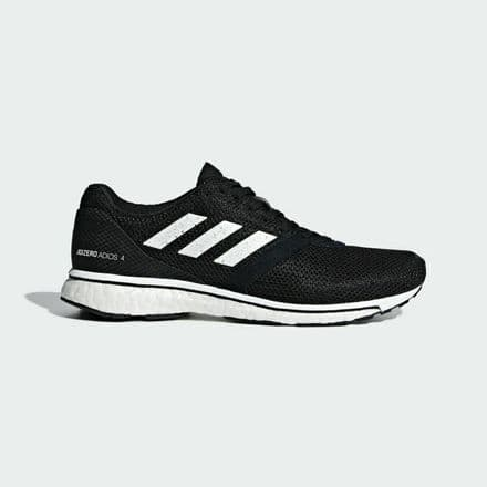 Adidas Running adizero Adios 4 Womens Shoes Trainers - Black - B37377