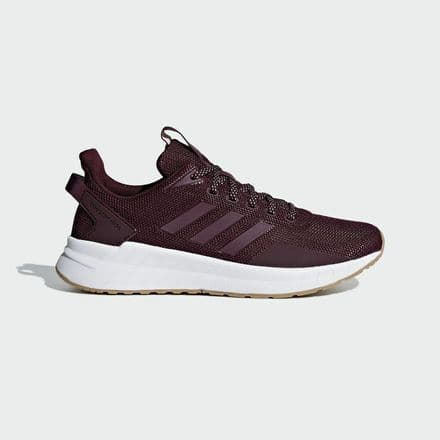 Adidas Running Questar Ride Maroon Shoes Training - B44830