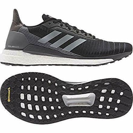 Adidas Running Shoes Solar Glide 19 Mens Black - G28463