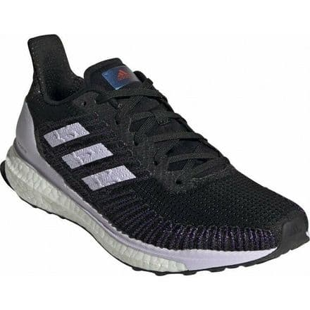 Adidas Running Shoes Womens Solar Boost ST 19 Black Trainers - EE4321