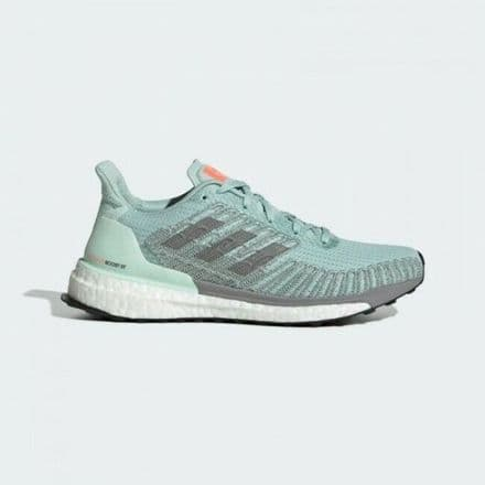 Adidas Running Shoes Womens Solar Boost ST 19 Grey Trainers - EG2357