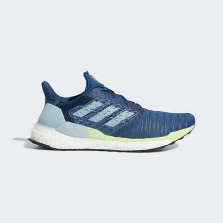 Adidas Running Solar Boost ST Mens Shoes Trainers - Blue/Light Blue - B96286