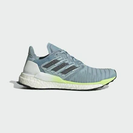Adidas Running Solar Boost Womens Shoes Trainers - Blue - B96285