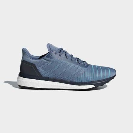 Adidas Running Solar Drive Mens Steel Shoes Trainers - AC8133