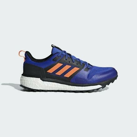 Adidas Running Supernova Trail Mens Blue - BB6622