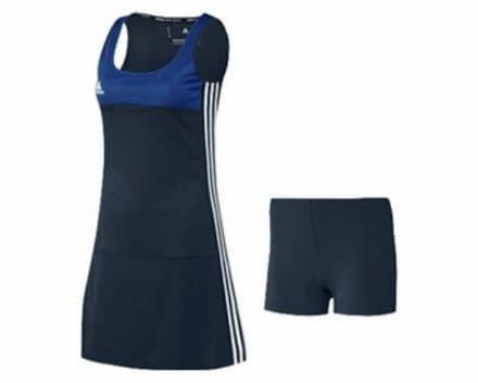 Adidas T16 CC Dress Navy White AJ5262 - Women's