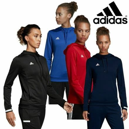 Adidas Team Wear Hoodie Womens T19 Sports - Gym Training