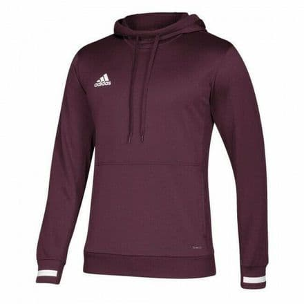 Adidas Team Wear Kids Hoody Maroon - DX7342