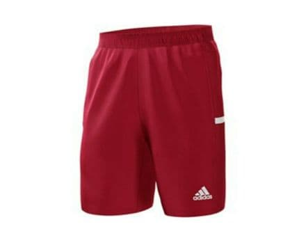 Adidas Team Wear Shorts Mens T19 Woven Red - EK4799RED