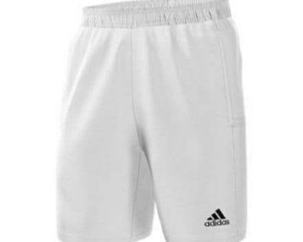 Adidas Team Wear Shorts Mens T19 Woven White - EK4799WHT