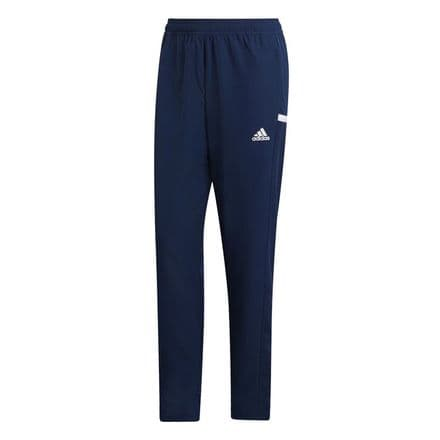 Adidas Team Wear Womens T19 Sports Woven Pants Joggers Navy - DY8807