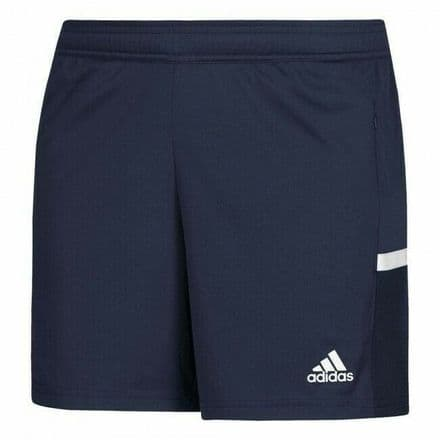 Adidas Teamwear Shorts T19 Womens 3P Navy - DY8865