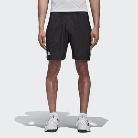 Adidas Tennis 3 Stripes Club Shorts Black - CE2033