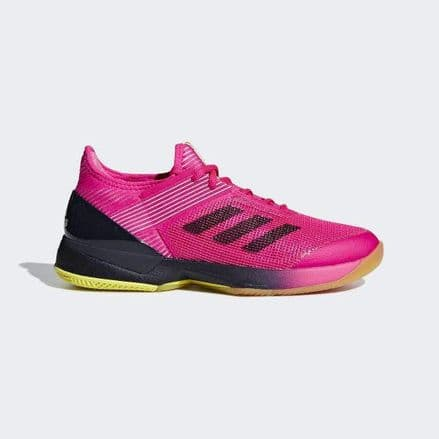 Adidas Tennis adizero Ubersonic 3 Womens Shoes Trainers - AH2136