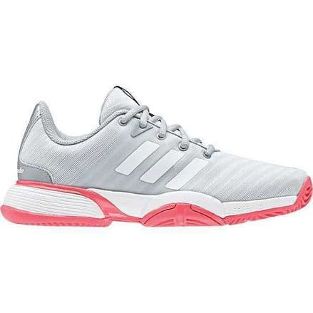 Adidas Tennis Barricade 2018 Junior Shoes Trainers - BB7937