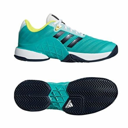 Adidas Tennis Barricade 2018 Shoes Trainers - AH2091