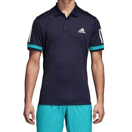 Adidas Tennis Club 3STR Polo - D74645