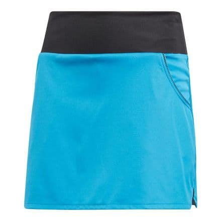 Adidas Tennis Girls Club Skirt Blue - DW9123