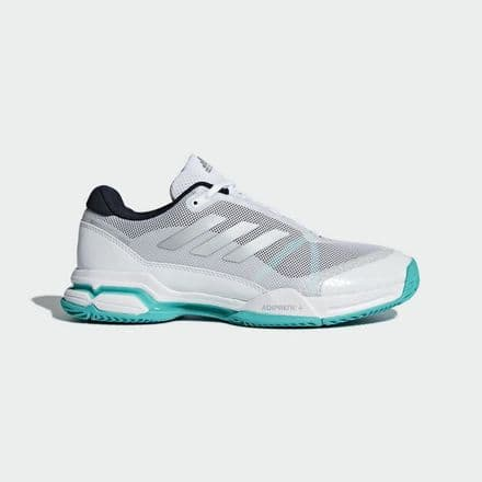 Adidas Tennis Mens Barricade Club Shoes - Trainers - AH2085