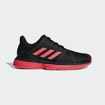 Adidas Tennis Mens CourtJam Bounce Shoes - Trainers - CG6328