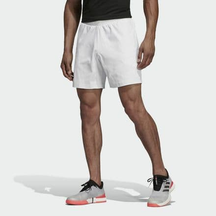 "Adidas Tennis Mens MatchCode 7"" Shorts - DP0296"