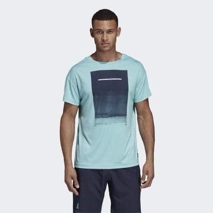 Adidas Tennis Parley Graphic T Shirt Mens - DV2962