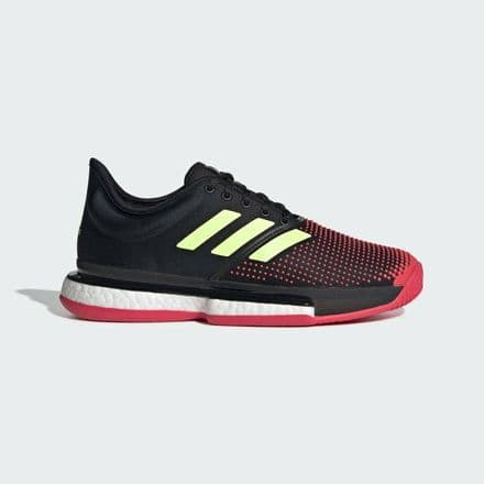 Adidas Tennis Womens SoleCourt Boost Shoes- Trainers - G26297